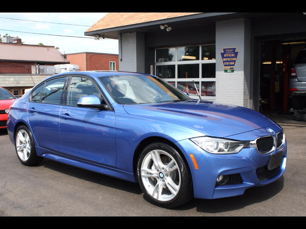 2015 BMW 3-Series 335i xDrive MSport Sedan