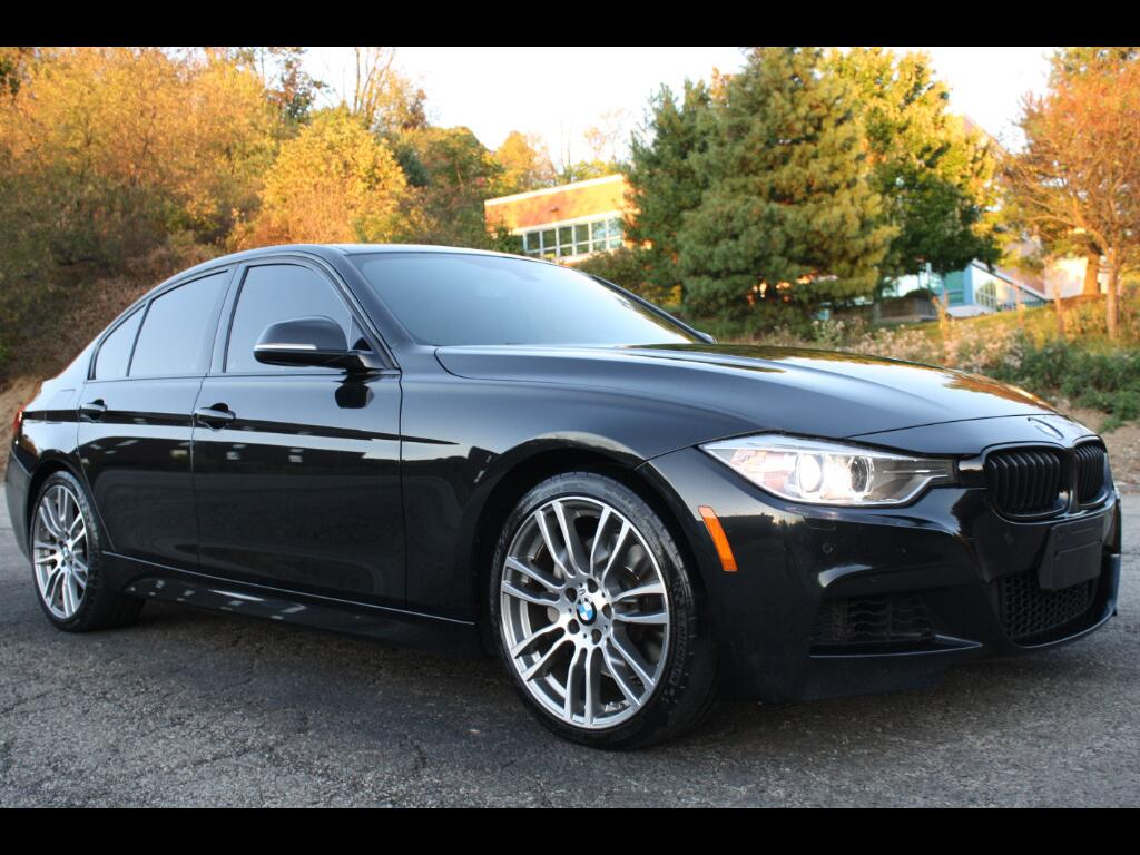2013 BMW 3-Series 335i xDrive Msport sedan