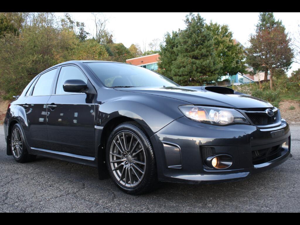 2011 Subaru Impreza WRX Premium 4-Door