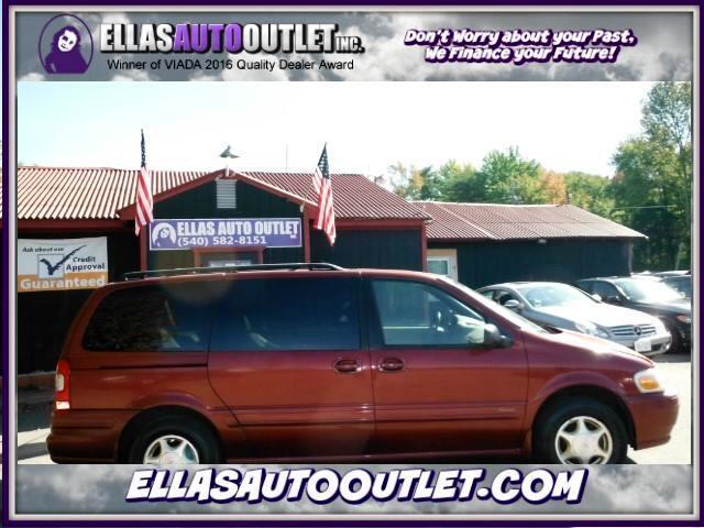 1999 Oldsmobile Silhouette GL Extended
