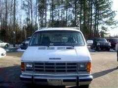 1990 Dodge Ram Wagon