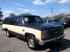 1985 Chevrolet C/K 10 Suburban