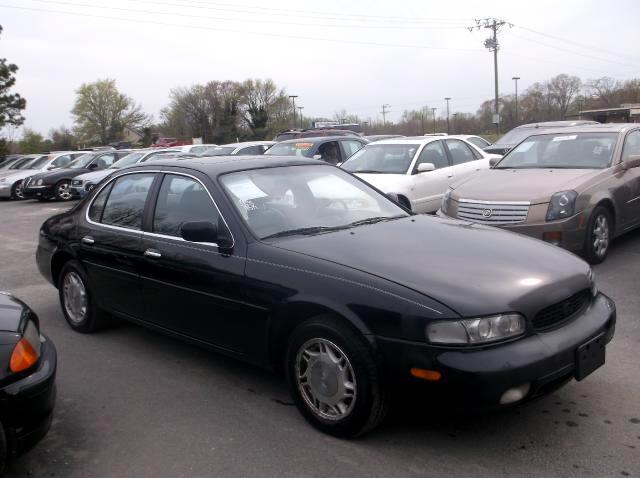 1996 Infiniti J30 t