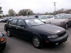 1996 Infiniti J30