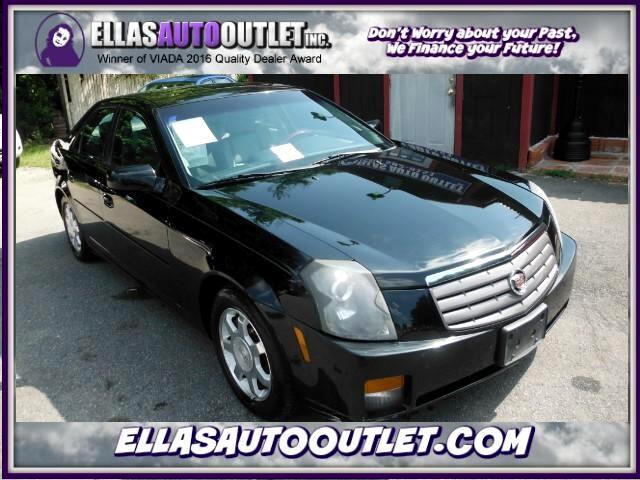 2004 Cadillac CTS Luxury
