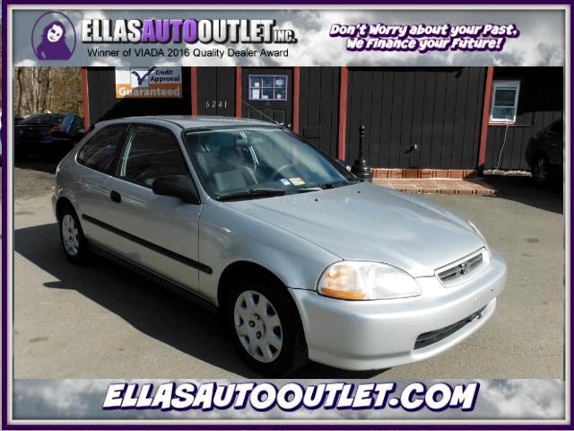 1998 Honda Civic DX hatchback