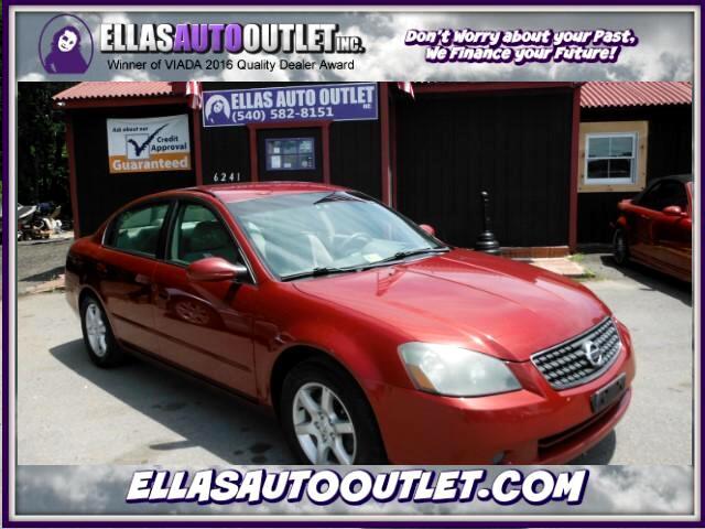 2005 Nissan Altima 2.5 SL