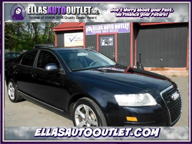 2009 Audi A6 3.0 SUPERCHARGED