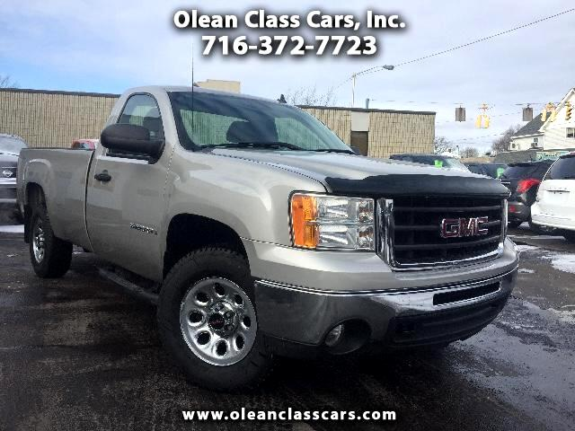 2009 GMC Sierra 1500 Work Truck Long Box 4WD