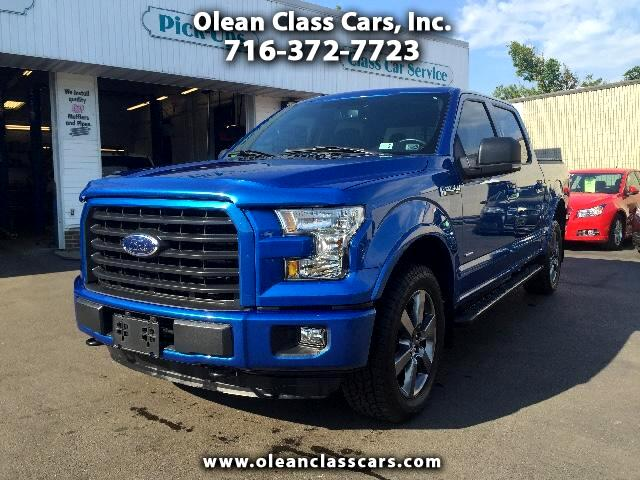 2015 Ford F-150 SPORT Supercrew 4WD