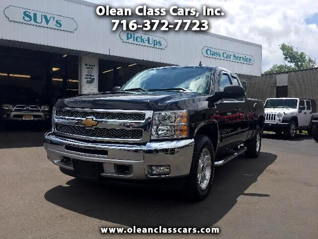 2013 Chevrolet Silverado 1500 Ext. Cab Short Bed 4WD