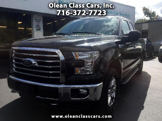 2015 Ford F-150 FX4 SuperCab 6.5-ft. Bed 4WD