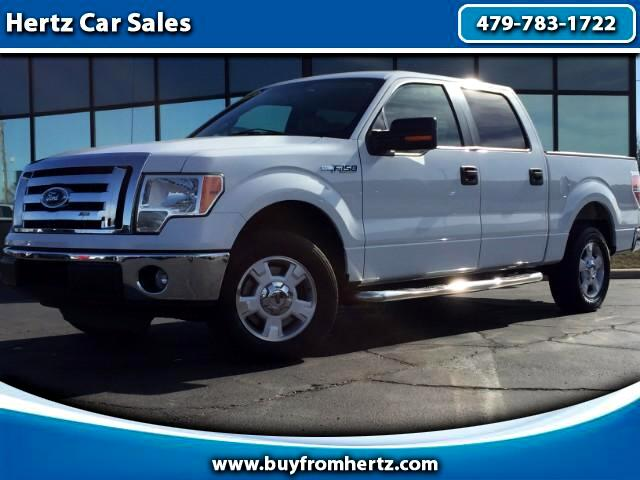2010 Ford F-150 XLT SuperCab 5.5-ft Box 2WD