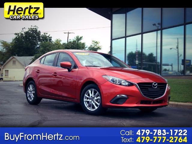 2016 Mazda MAZDA3 i Sport AT 4-Door