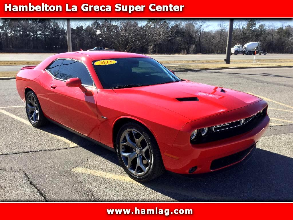 2015 Dodge Challenger R/T Plus w Super Track Pak