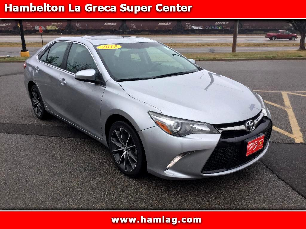 2015 Toyota Camry 4dr XSE