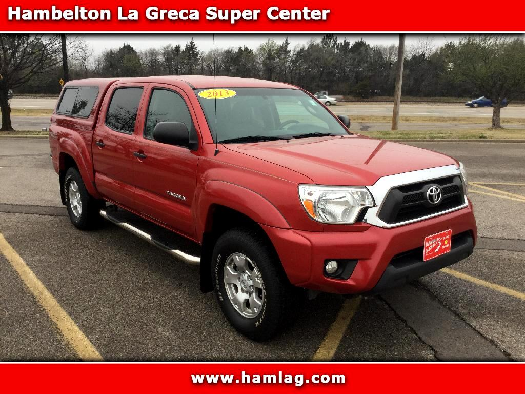 2013 Toyota Tacoma 4WD Double Cab TRD Off Road