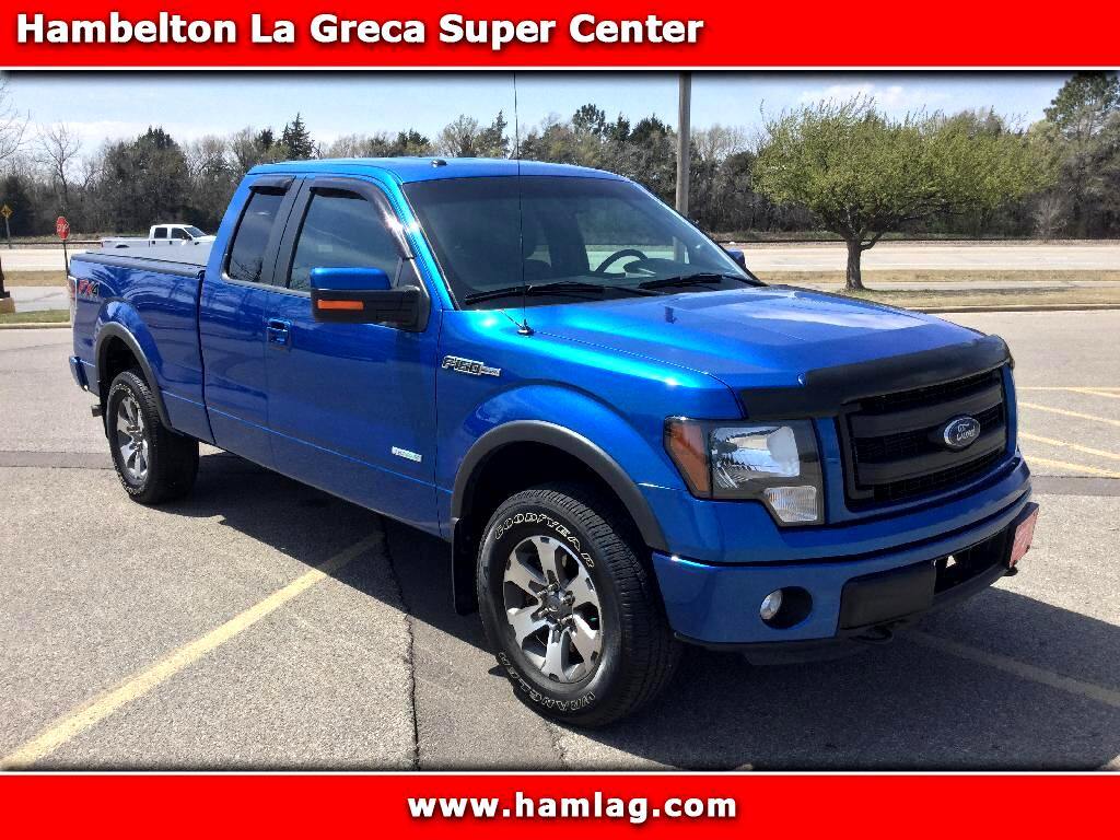 2014 Ford F-150 FX4 SuperCab