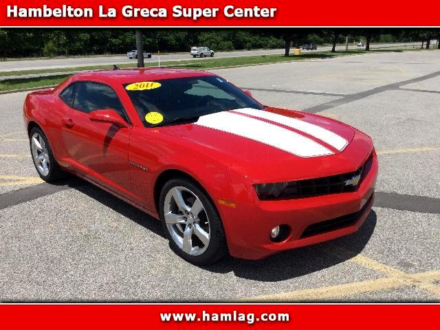 2011 Chevrolet Camaro 2LT RS Coupe