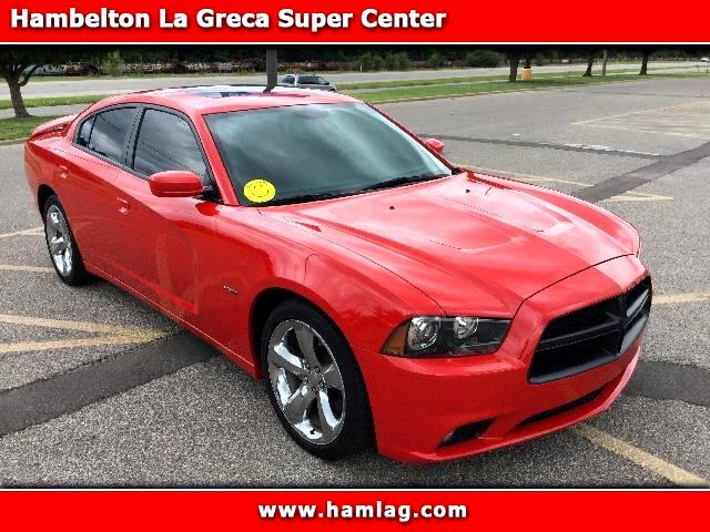 2014 Dodge Charger R/T Track Package