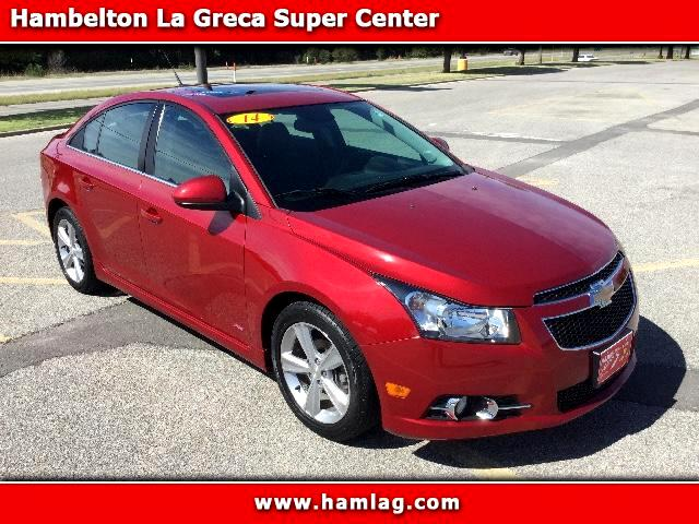 2014 Chevrolet Cruze 2LT RS