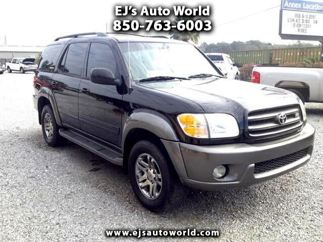 used toyota sequoia for sale panama city fl cargurus. Black Bedroom Furniture Sets. Home Design Ideas