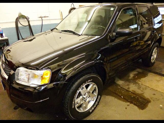 2004 Ford Escape Limited 4WD