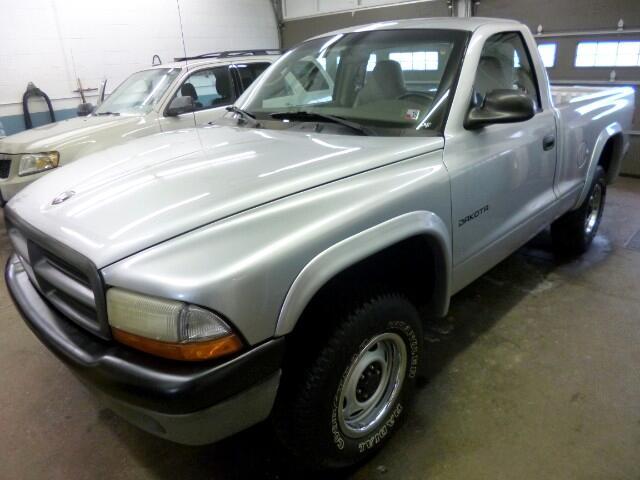 2001 Dodge Dakota 4WD