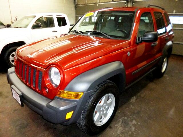 2007 jeep liberty for sale in cleveland oh cargurus. Black Bedroom Furniture Sets. Home Design Ideas