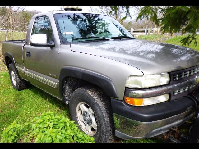 1999 Chevrolet Silverado 1500 1LT Regular Cab 4WD