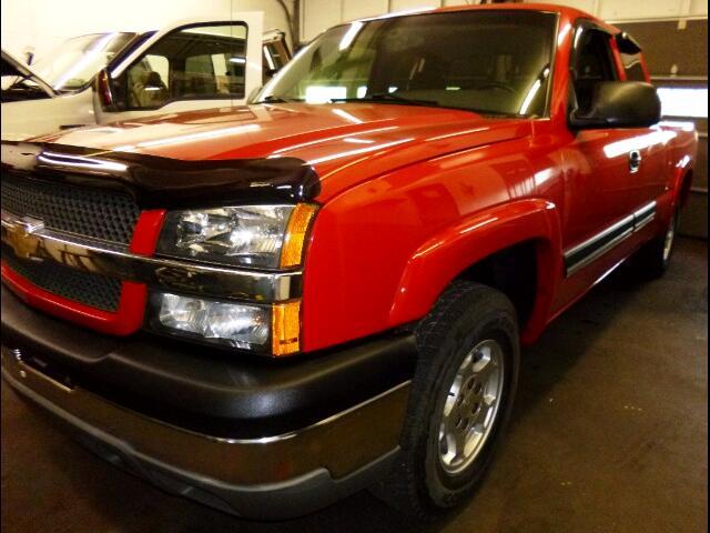 """2003 Chevrolet Silverado 1500 4WD Ext Cab 143.5"""" LS"""