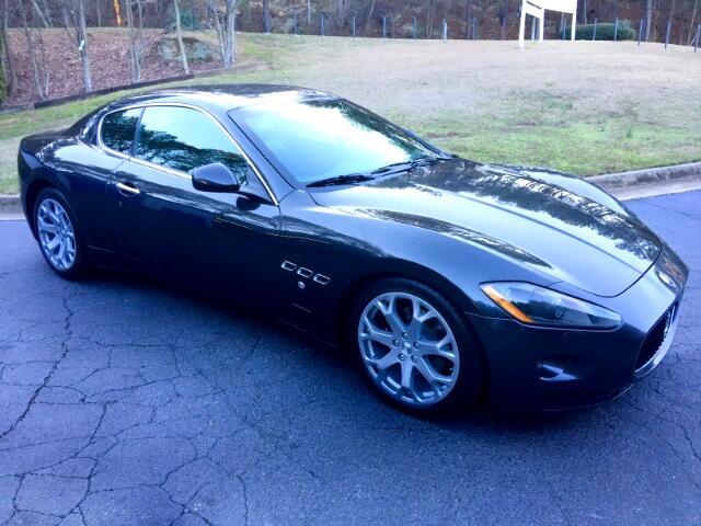 2008 Maserati GranTurismo Coupe