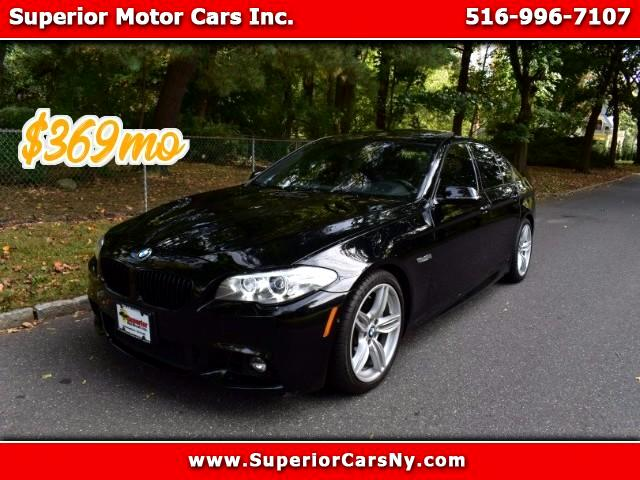 2014 BMW 5-Series 550i xDrive Msport