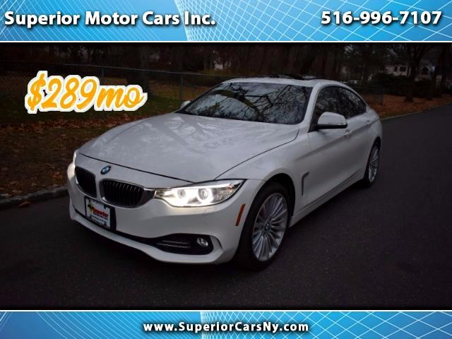 2015 BMW 4-Series Gran Coupe 428i xDrive SULEV Luxury Line