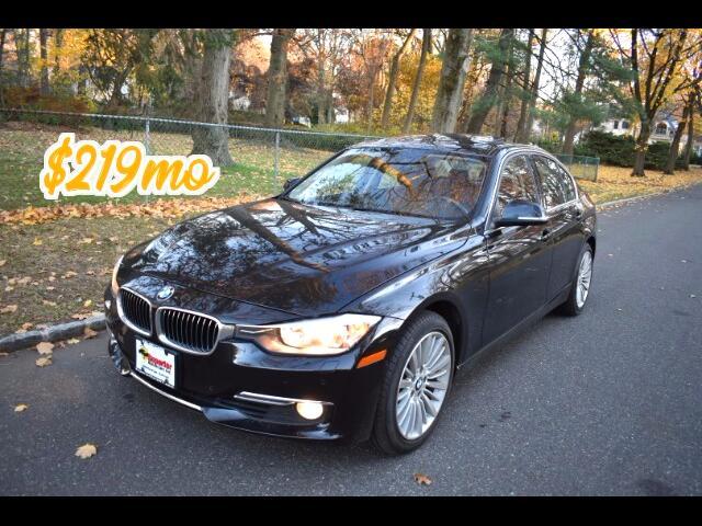 2014 BMW 3-Series 328i xDrive Sedan Luxury Line