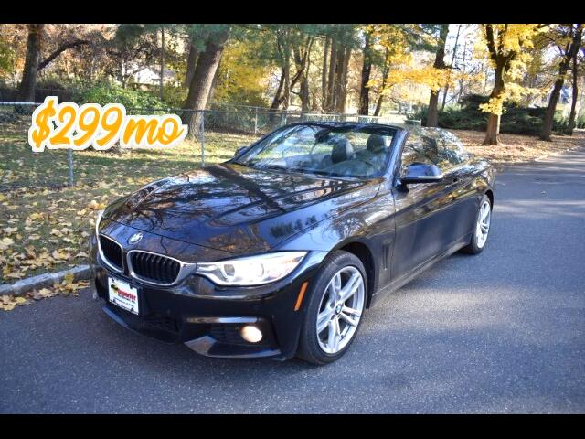 2014 BMW 4-Series 428i xDrive SULEV Convertible MSport Pkg