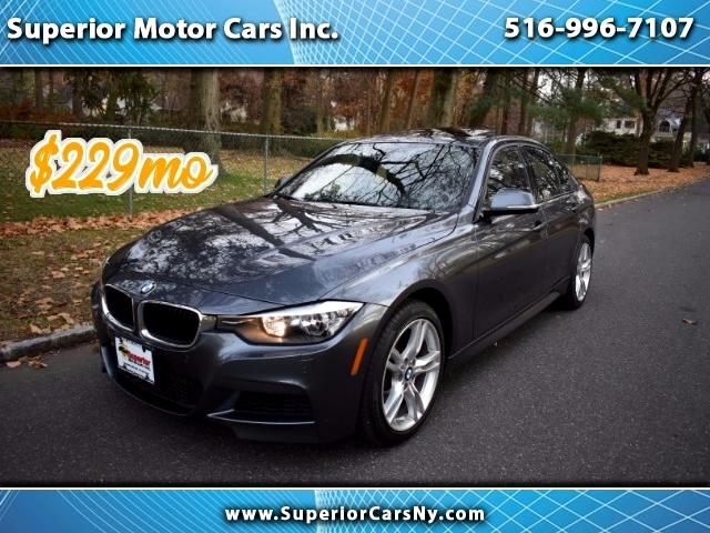 2014 BMW 3-Series 328i xDrive Sedan Msport - SULEV