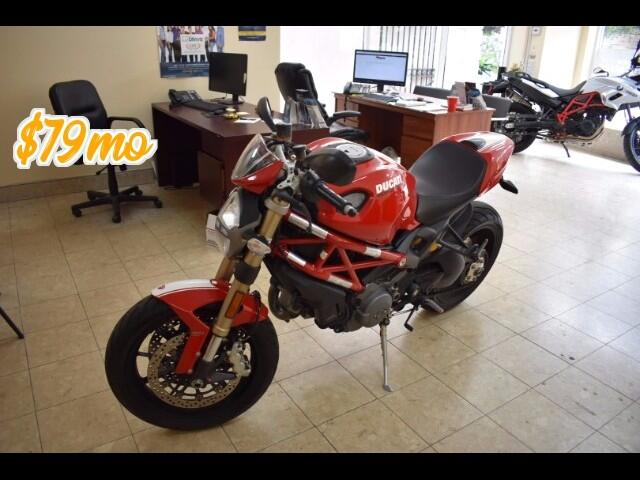 2013 Ducati Monster 1100 EVO ABS