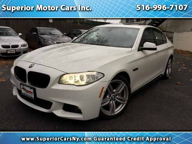 2013 BMW 5-Series 550i xDrive-MSport