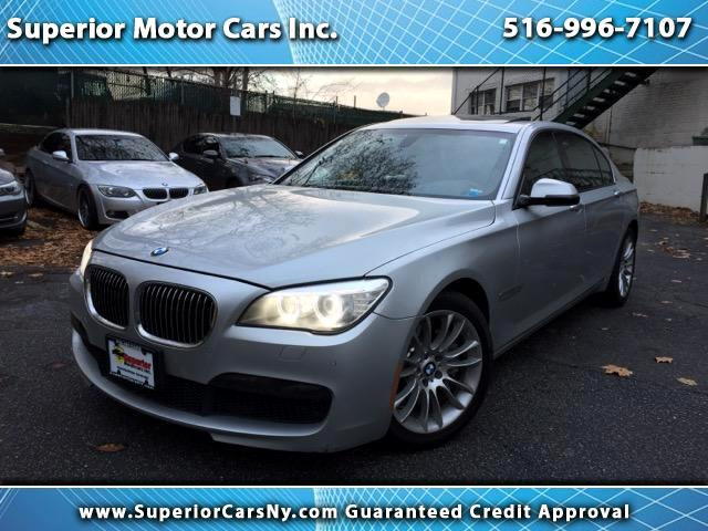 2013 BMW 750Li xDrive MSPORT PKG