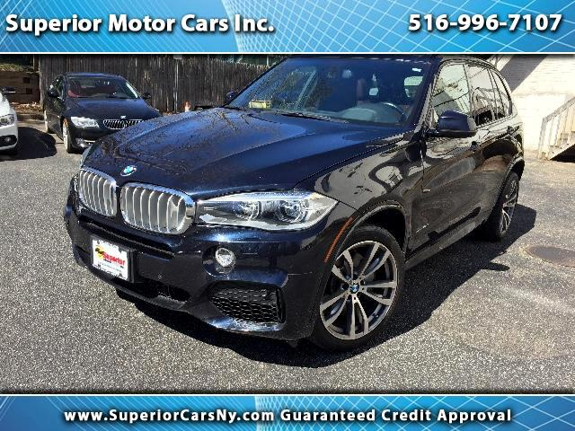 2014 BMW X5 xDrive50i Msport