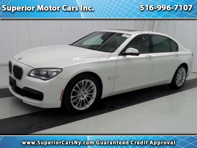 2014 BMW 750Li xDrive MSPORT Package