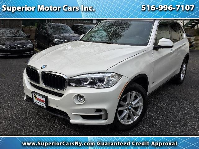 2014 BMW X5 xDrive35i Premium
