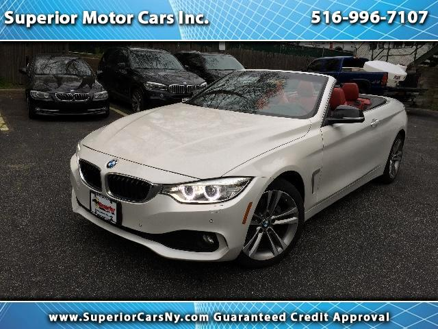 2014 BMW 4-Series 428i xDrive SULEV Convertible Sport Line