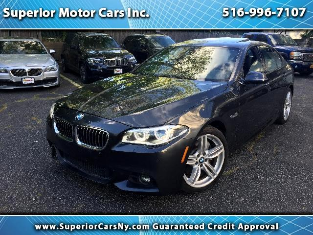 2014 BMW 5-Series 535i xDrive Msport