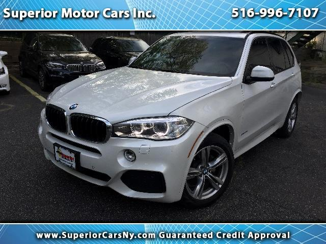 2014 BMW X5 xDrive35i Msport
