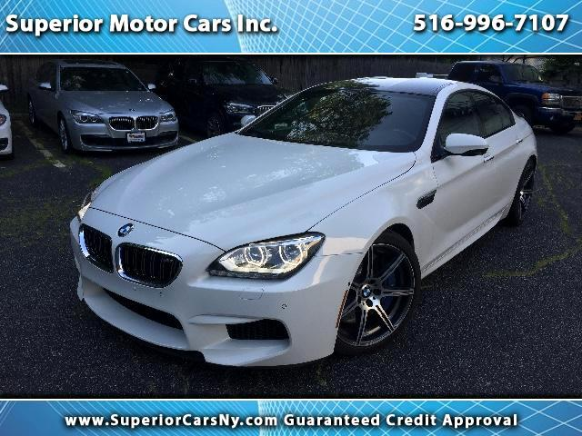 2014 BMW M6 Gran Coupe Competition Package B&0 $140k Msrp