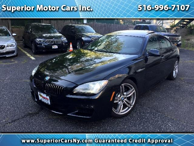 2014 BMW 6-Series Gran Coupe 640i xDrive Gran Coupe Msport Special Edition