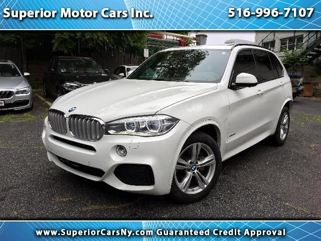 2014 BMW X5 xDrive50i Msport Package Cinnamon Interior
