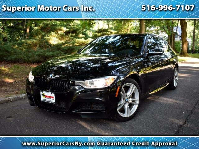 2014 BMW 3-Series 335i xDrive Sedan Msport Nav Heads Up Executive